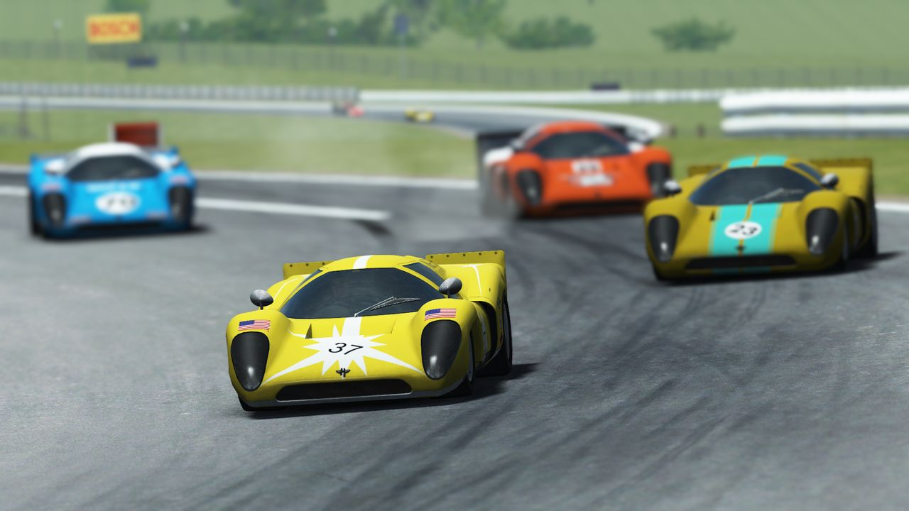 Howston G4 @ Kyalami > Comments @SimRacing-GP net
